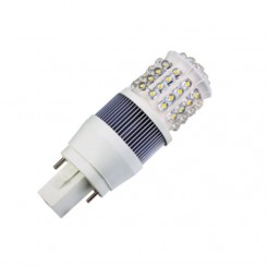 QUALEDY LED Corn PLc G24d 64LED 4W (=9W)