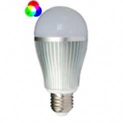QUALEDY LED E27-RGB-6W (RF) Lamp