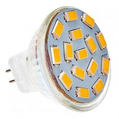 QUALEDY LED G4-MR11-spot 3W 3000K 240Lm