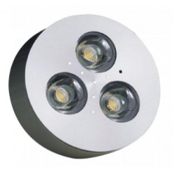 QUALEDY LED Puck spot (opbouw) 8.4W 12V Complete dimbare set