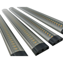 Complete set met 4 LED-bars Touch 3W 9.5-30V