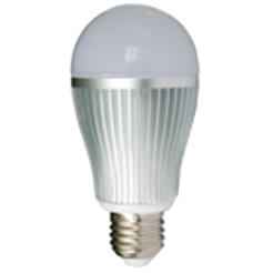 LED E27-lamp RGB 6W (64000 verschillende kleuren)